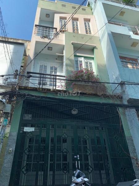 Nhà nguyên căn đức BTCT kiên cố 1 trệt 2 lầu, 4m x 12m, 5PN tại Đường Trường Chinh Tân Phú, 48m2, 5 phòng ngủ, 4 toilet