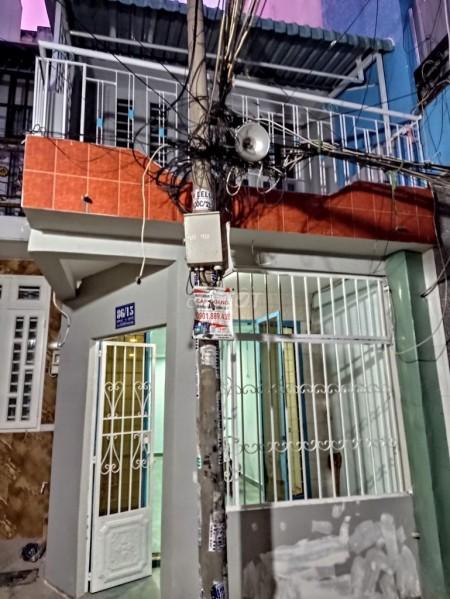 Cho thuê căn hộ chung cư cao cấp 33m2, 1 trệt 1 lầu, 7 triệu/tháng tại Đường Số 7 Gò Vấp, 33m2, 2 phòng ngủ, 1 toilet