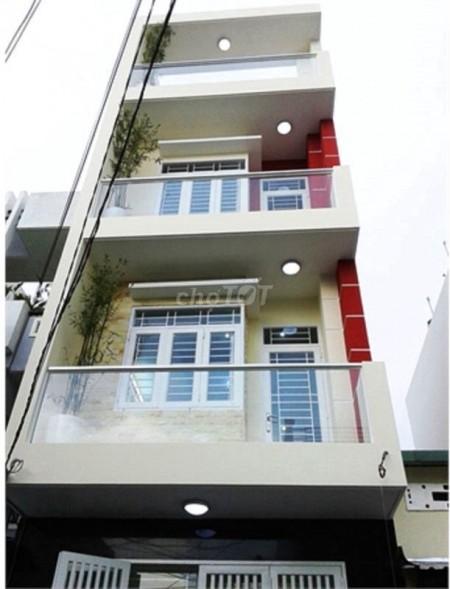 Cho thuê nhà hẻm 284 Lý Thường Kiệt, Quận 10, 5 tầng, đúc thật, dtsd 64m2, giá 25 triệu/tháng, 64m2, ,