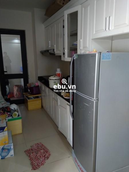 Cho thuê căn hộ dự án GreenStar 2 ngủ 2 WC Full nội thất, 61m2, 2 phòng ngủ, 2 toilet
