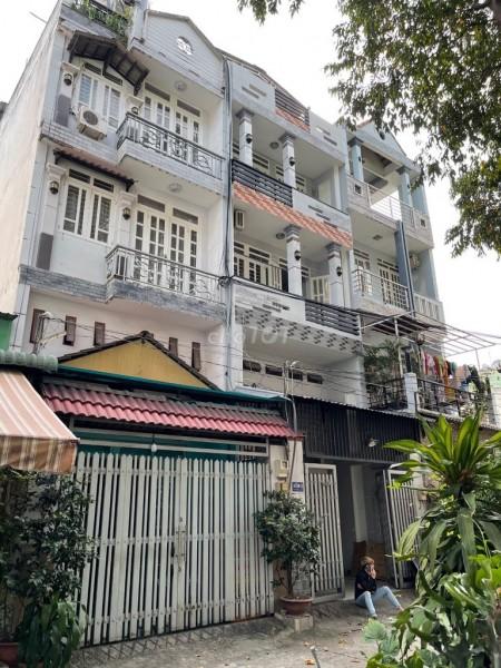 Có nhà cho thuê tại hẻm 167/10 Huỳnh Văn Nghệ, Gò Vấp, dtsd 200m2, 5 tầng, giá 13.5 triệu/tháng, 200m2, 4 phòng ngủ, 3 toilet