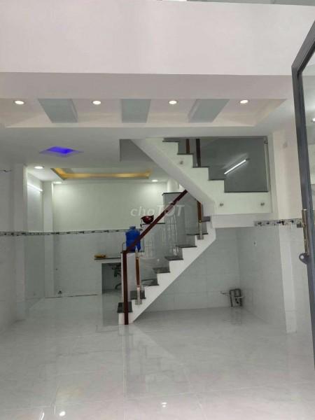 Nhà nguyên căn đang cần cho thuê tại hẻm 1/ đường Chiến Lượt Quận Bình Tân, 43m2, 3 phòng ngủ, 3 toilet