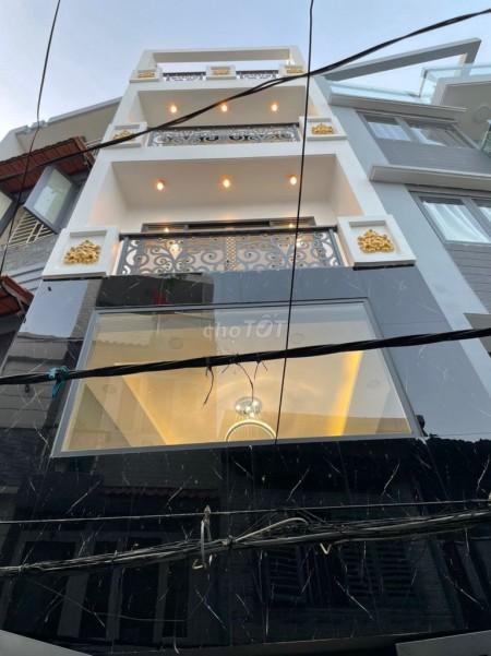 Nhà nguyên căn cho thuê tại Nguyễn Kiệm Phú Nhuận. 16 triệu/tháng, dt 80m2, 4PN, 80m2, 4 phòng ngủ, 3 toilet