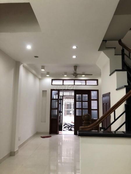 Nhà nguyên căn Quận Bình Thạnh, 62m2, 1 trệt 2 lầu, 3PN Giá thuê 12tr5/tháng, 62m2, 3 phòng ngủ, 3 toilet