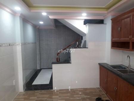 Cần cho thuê căn nhà mới, mặt tiền đường Thạch Lam, Tân Phú. 150m2, 15tr/tháng, 150m2, 2 phòng ngủ, 3 toilet
