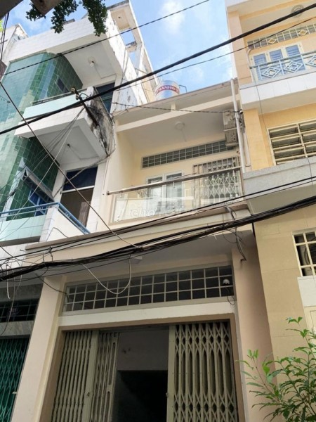 Cho thuê nhà nguyên căn 1 trệt 1 lững 1 lầu, dtsd 80m2, tại Vĩnh Viễn Quận 10, 31m2, 2 phòng ngủ, 2 toilet
