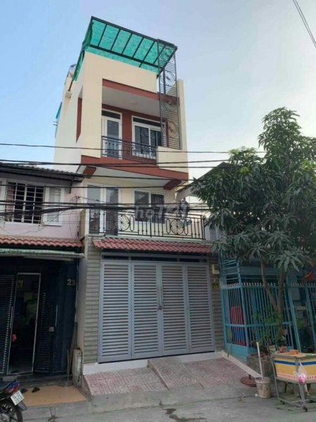 Nhà nguyên căn 2 lầu, 4m x 10m, mặt tiền Đường 53, Phường Bình Thuận, Quận 2, 40m2, 2 phòng ngủ, 3 toilet