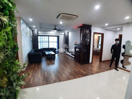 Cho Thuê căn hộ dự án Goldmark City gồm 2, 3 Ngủ đồ cơ bản tới Full, Giá từ 10tr/tháng, 129m2, 3 phòng ngủ, 2 toilet