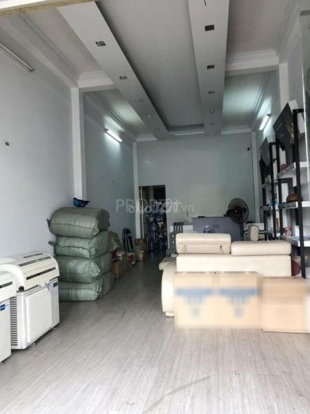 Cho thuê nhà nguyên căn sở hữu mặt tiền thuận tiện kinh doanh đường Trần Nhân Tôn, Quận 5, 72m2, 6 phòng ngủ, 4 toilet