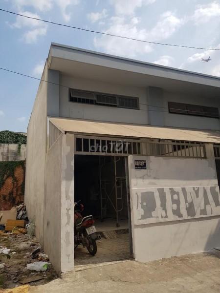 Nhà hẻm xe tải 83/12/4A Phạm Văn Bạch, Quận Tân Bình, giá 8 triệu/tháng, có sân để xe, 64m2, 2 phòng ngủ, 2 toilet