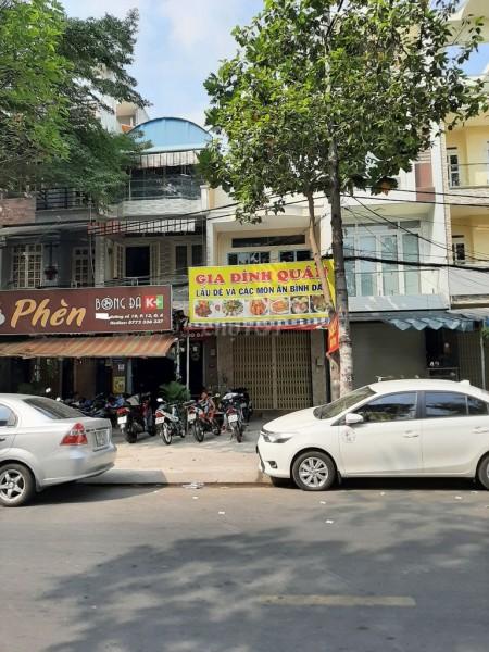 Cho thuê nhà nguyên căn mặt tiền đường số 10 ( 8m) Ngay khu ẩm thực có thể kinh doanh tự do, 80m2, 2 phòng ngủ, 2 toilet