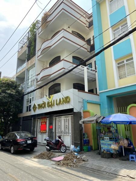 Nhà Mặt Tiền đường Giải Phóng 5x20m Hầm Trệt 3L-ST-9P: Cho đầu tư CHDV, 350m2, 9 phòng ngủ, 9 toilet