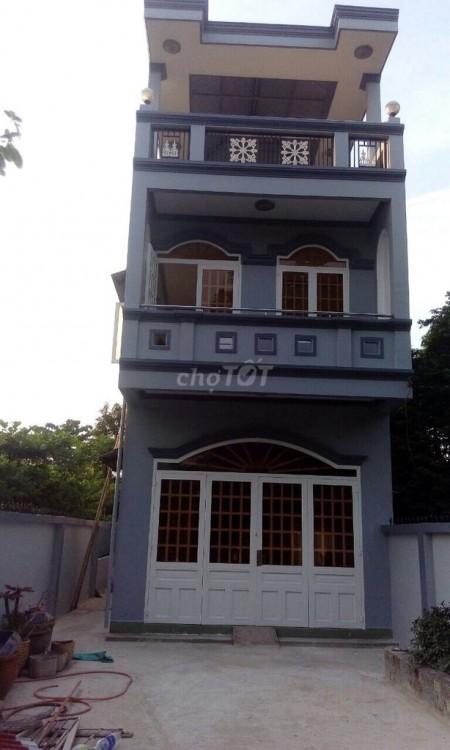 Cho thuê nhà nguyên căn Mặt Tiền đường Bến Than, Củ Chi, Tp.HCM. Chính chủ cho thuê, 300m2, 4 phòng ngủ, 3 toilet