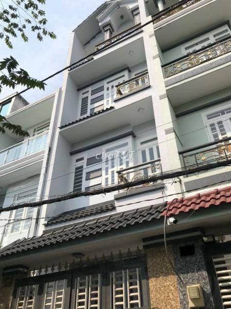 Cho thuê căn nhà tại Tân Hòa Đông, Phường 14, Quận 6. Giá thuê 13 triệu/tháng. Diện tích 68m2, 68m2, 4 phòng ngủ, 17 toilet