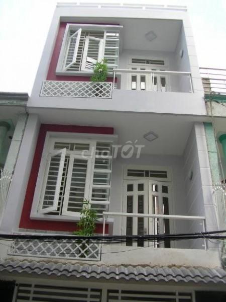 Cho thuê nhà nguyên căn 72m2 tại HXH 149/4A Bành Văn Trân P.7 Q.Tân Bình, 72m2, 4 phòng ngủ, 4 toilet