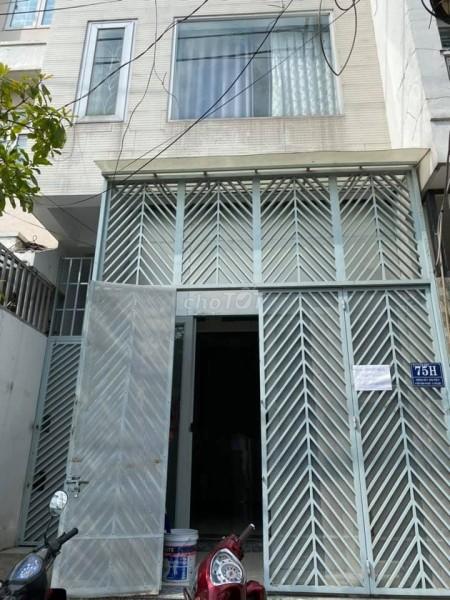 Nhà nguyên căn dtsd 60m2, gồm 1 trệt 1 lầu trên Đường Số 2, Hiệp Bình Phước, Thủ Đức, 30m2, 1 phòng ngủ, 2 toilet