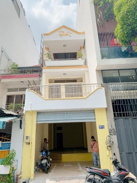 Cần cho thuê nhà nguyên căn hẻm xe hơi đường Phổ Quang rất thuận tiện kinh doanh, 100m2, 2 phòng ngủ, 3 toilet