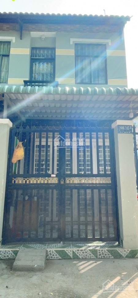 Đường Nguyễn Lương Bằng, Quận 7 có nhà 50m2, 1 trệt, 1 lầu cần cho thuê giá 5.5 triệu/tháng, 50m2, ,