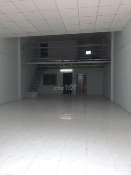 Nguyên căn rộng 96m2, 1 trệt, 1 lửng, còn mới, cho thuê giá 7.5 triệu/tháng, hẻm Nguyễn Thị Búp, Quận 12, 96m2, ,