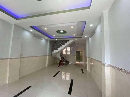 Nguyên căn 96m2, 1 trệt, 1 lầu cần cho thuê giá 11 triệu/tháng, hẻm an ninh Huỳnh Tấn Phát, Quận 7, 96m2, ,