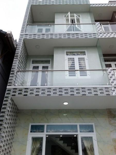 Cho thuê nhà nguyên căn rất mới tại số 40 Hàng Tre, p Long Thạnh Mỹ, Tp Thủ Đức, 54m2, 4 phòng ngủ, 3 toilet