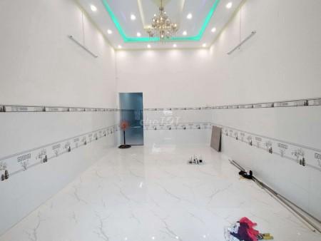 Nhà rộng 56m2, 1 trệt, 1 lầu đúc, cho thuê giá 12.5 triệu/tháng, hẻm Phạm Hùng, Quận 8, 56m2, ,