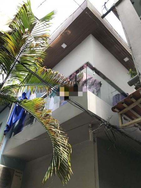 Cần cho thuê căn nhà mới, sạch sẽ gồm 2 lầu đúc kiên cố, 2 phòng ngủ tại Quận 1+, 40m2, 2 phòng ngủ, 3 toilet