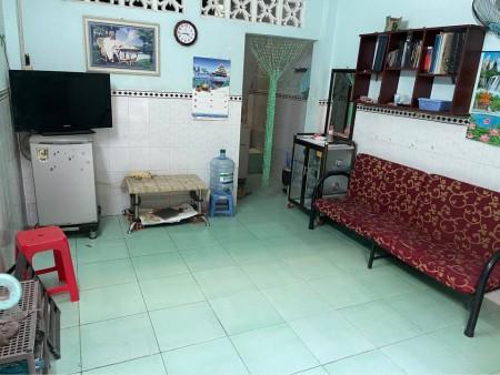 Nhà nguyên căn tại Quận 8 có đầy đủ khu công nă 1 phòng ngủ, 1 toilet, phòng khách, bếp, 32m2, 1 phòng ngủ, 1 toilet