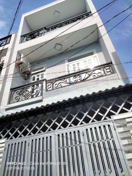 Cần cho thuê nhanh căn nhà trên Đường 3C, Bình Hưng Hòa A, Bình Tân, 48m2, 3 phòng ngủ, 3 toilet