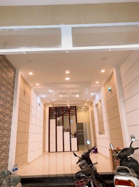 Nhà thuê MTKD P13 Q6 Khu ẩm thực - 4x14m - đúc 2 lầu - 3PN 3WC, 56m2, 3 phòng ngủ, 3 toilet