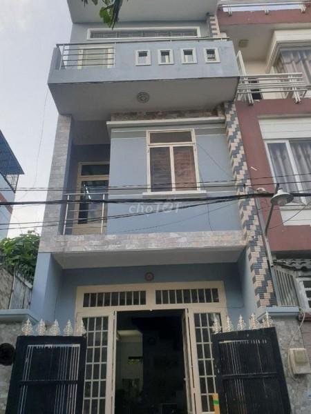 Trống nhà rộng 72m2, 4 PN, kiến trúc đẹp cần cho thuê giá 8 triệu/tháng, hẻm Mã Lò, Quận Bình Tân, 72m2, ,