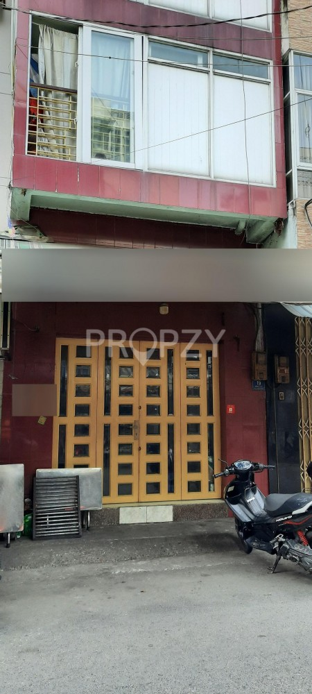 Cho Thuê Nhà Mặt Tiền Kinh doanh Đường Hồ Thị Kỷ - P1 Q10 Kinh Doanh Tự DO, 16m2, 2 phòng ngủ, 2 toilet
