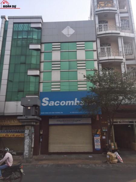 Cần cho thuê Nhà mặt tiền 621 đường Hồng Bàng ,P.6,Q.6, 288m2, 2 phòng ngủ, 2 toilet