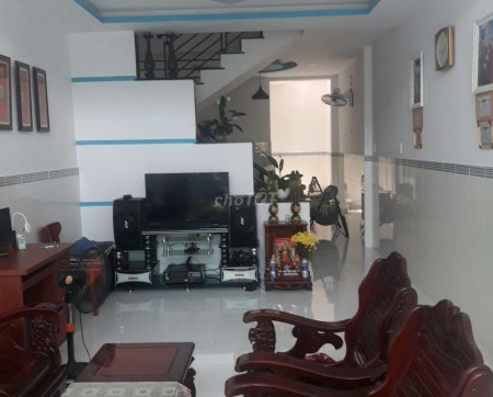 Nguyên căn hẻm 80/6 Liên Khu 5-6, Quận Bình Tân cần cho thuê nhà rộng 80m2, giá 7.5 triệu/tháng, 80m2, ,