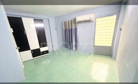 Hẻm Thoáng Sạch Sẽ Hòa Hưng Q10, 4x6m trệt 2 lầu có máy lạnh, 24m2, 2 phòng ngủ, 2 toilet