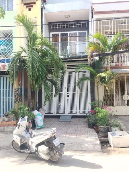 Nhà rộng 48m2 (3mx16m), vượng khí, còn mới, giá 13 triệu/tháng, đường Hồ Thành Biên, Quận 8, 48m2, ,