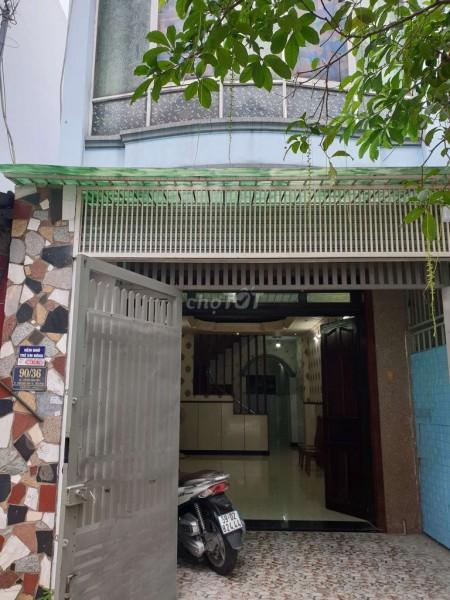 Hẻm 90/36 Trần Văn Ơn, Quận Tân Phú cần cho thuê giá 15 triệu/tháng, dtsd 240m2, 3 tầng, 68m2, ,