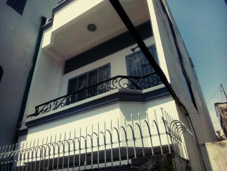 Nguyên căn để trống chủ cần cho thuê giá 10 triệu/tháng, dtsd 40m2, 4 tầng, hẻm 400 XVNT, Bình Thạnh, 40m2, 3 phòng ngủ, 3 toilet