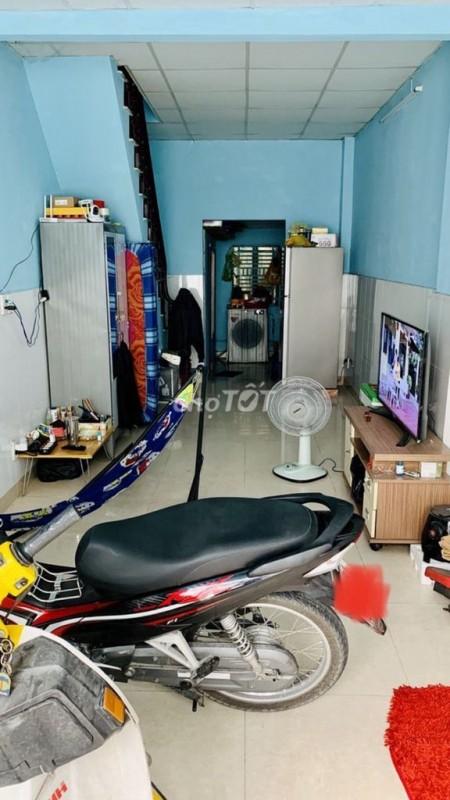 Hết hợp đồng cần cho thuê nhà rộng 38m2, 1 trệt, 1 lầu, hẻm 384 Nơ Trang Long, Bình Thạnh, giá 7 triệu/tháng, 35m2, ,