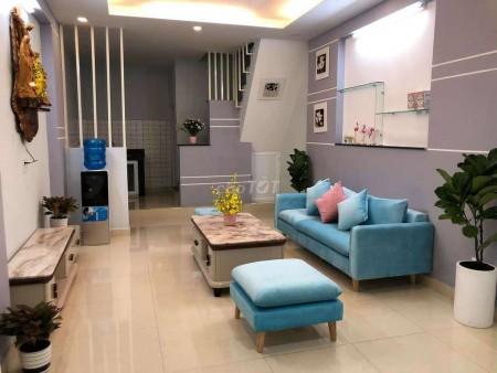 Đường Lê Lai, Quận Gò Vấp có nhà cần cho thuê rộng 40m2, 2 tầng, giá 10 triệu/tháng, LHCC, 40m2, ,