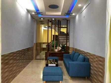 Chính chủ cho thuê nhà rộng 45m2, hẻm Phạm Văn Chiêu, Gò Vấp, giá 8 triệu/tháng, giá 8 triệu/tháng, 45m2, ,