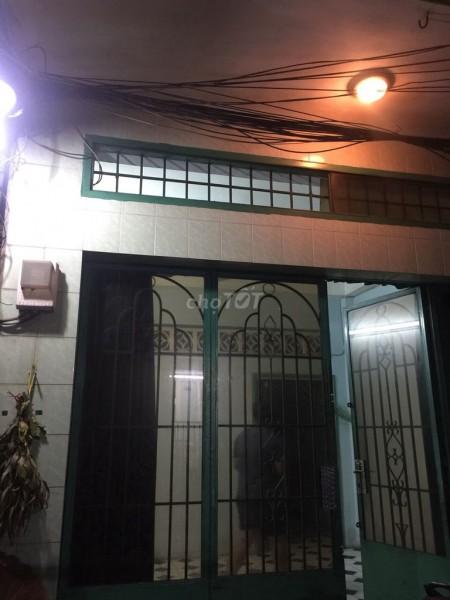 Đường Luỹ Bán Bích, Quận Tân Phú cần cho thuê nhà rộng 40m2, 2 tầng, giá 7 triệu/tháng, 40m2, ,