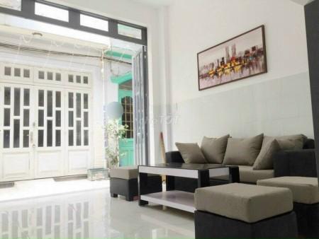 Nhà hẻm 10/3A Hoàng Hoa Thám, Bình Thạnh cần cho thuê 10 triệu/tháng, dtsd 56m2, 2 tầng, 56m2, ,