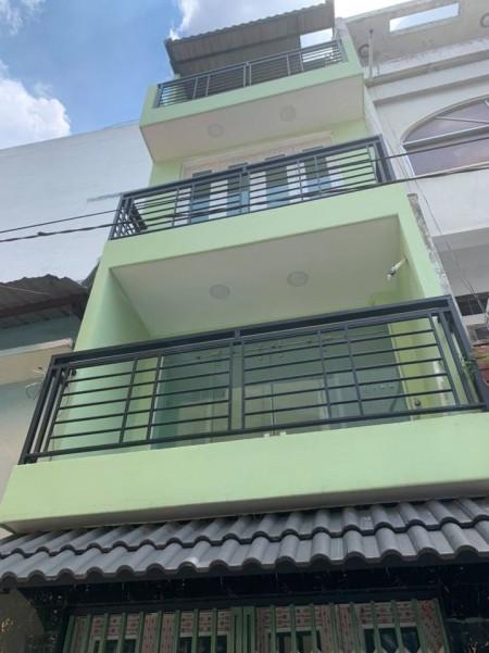 Hẻm 524/1 Nguyễn Đình Chiểu, Quận 3 cần cho thuê nhà rộng 36m2, giá thoả thuận chính chủ, 36m2, 3 phòng ngủ, 4 toilet