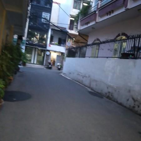 Hẻm 5m Tô Hiến Thành, nhà trệt 3 lầu, 3PN 3WC, 40m2, 3 phòng ngủ, 3 toilet