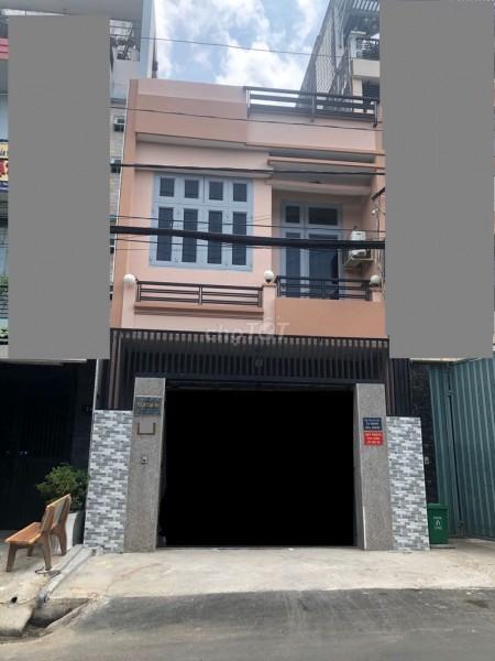 Chủ cần cho thuê nhà nhà rộng 75m2, 1 trệt, 1 lầu, đúc kiên cố, giá 12 triệu/tháng, mt Tô Hiệu, Quận Tân Phú, 75m2, ,
