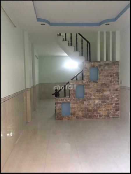 Cho thuê nhà rộng 2 tầng, giá 4.5 triệu/tháng, dtsd 48m2, hẻm Huỳnh Văn Hai, Quận 12, LHCC, 48m2, ,
