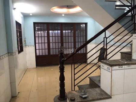 Nguyên căn hẻm Lê Văn Thọ, Gò Vấp cần cho thuê nhà rộng 65m2, 3 tầng đúc, giá 11 triệu/tháng, 65m2, ,