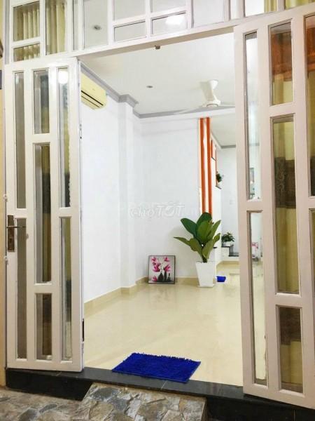 Nguyên căn hẻm Hoàng Văn Thụ, Phú Nhuận rộng 60m2, 1 trệt 1 lầu đúc kiên cố, giá 10 triệu/tháng,, 60m2, ,