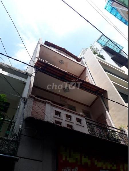 Mình có nhà rộng 150m2, 3 tầng đúc kiên cố, hẻm Nguyễn Đình Chiểu, Quận 3, giá 16 triệu/tháng, LHCC, 48m2, ,